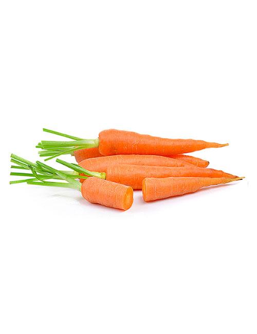 La carotte est très intéressante car en plus d'être délicieuse, elle est riche en béta-carotène, en pro-vitame A, en minéraux et pauvre en calories.