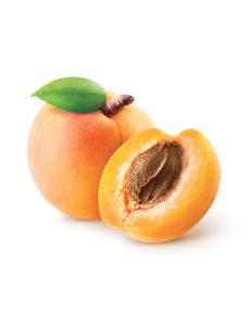 abricot de l'été