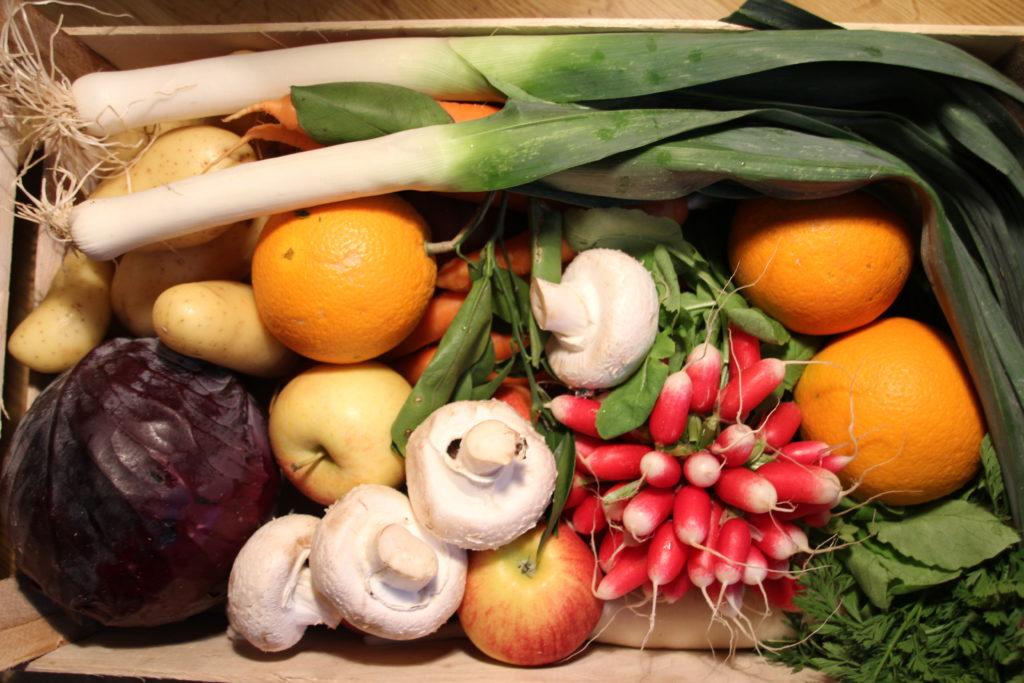 Les légumes frais de Nicolas Durand livrés à domicile