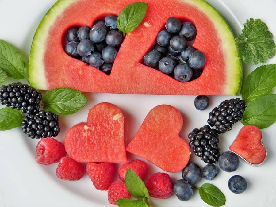 Fruits de l'été