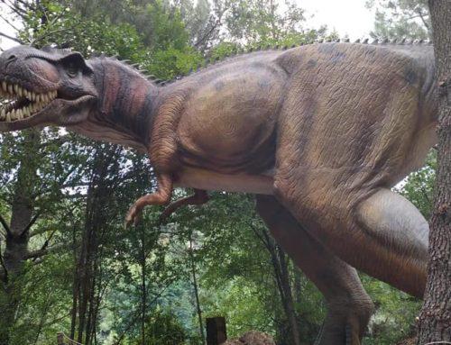 Des dinosaures dans votre panier de légumes